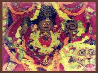Bimala Temple in Puri