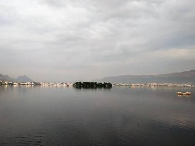 Ana Sagar Lake in Rajasthan