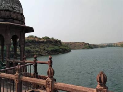 Balsamand Lake Jodhpur (Rajasthan)