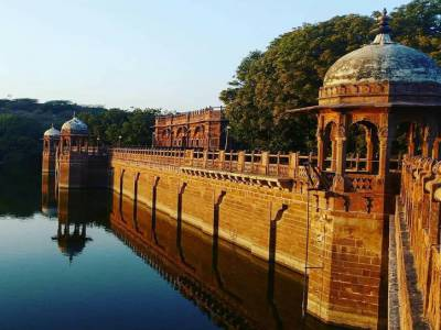 Balsamand Lake Rajasthan