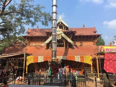 Chettikulangara Temple in Alappuzha