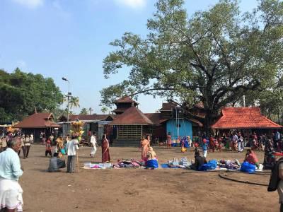 Chettikulangara Devi Temple Kerala