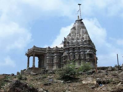 Kalika Mata Temple in Pavagadh
