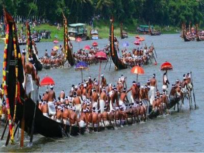 Nehru Trophy Snake Boat Race Alleppey