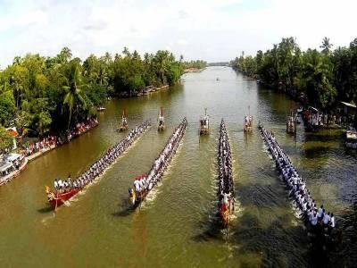 Nehru Trophy Snake Boat Race Alappuzha