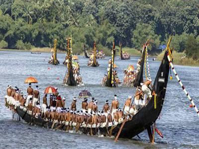 Nehru Trophy Snake Boat Race Kerala