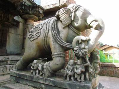 Banavasi Madhukeshwara Temple in Uttara Kannada, Karnataka