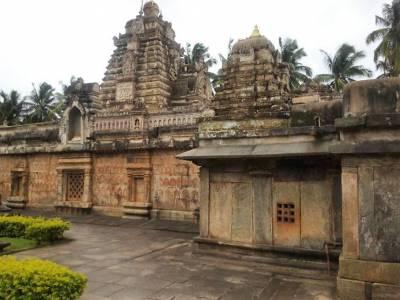 Banavasi Temple in Karnataka