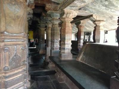 Madhukeshwara Temple in Banavasi of Karnataka