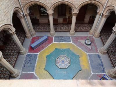 Bangalore Palace in Bangaluru
