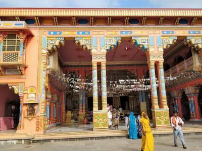Dashrath Mahal in Ayodhya