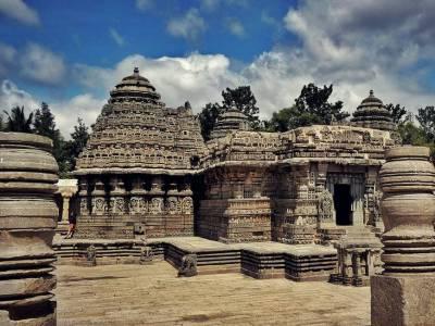 kesava Temple Somanathapura