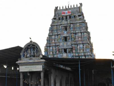 Brahmapureeswarar Temple Trichy