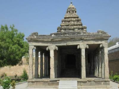 Brahmapureeswarar Temple Tiruchirappalli