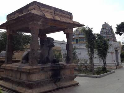 Brahmapureeswarar Temple in Tamil Nadu