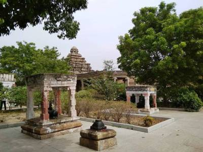 Brahmapureeswarar Temple Tirupattur