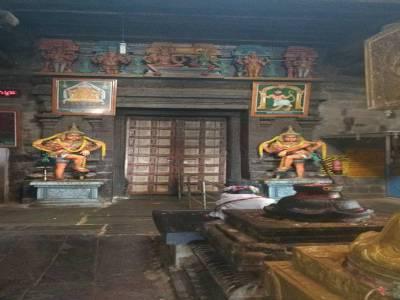 Brahmapureeswarar Temple Tirupattur in Trichy of Tamil Nadu