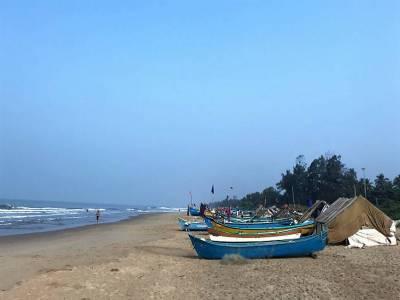 Gokarna Beach Uttara Kannada