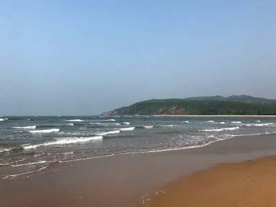 Gokarna Beach in Uttara Kannada