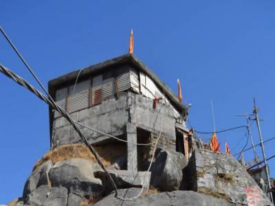 Guru Dattatreya Temple in Girnar of Junagadh