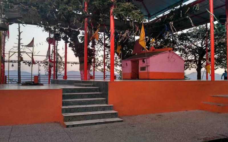 Kandoliya Temple