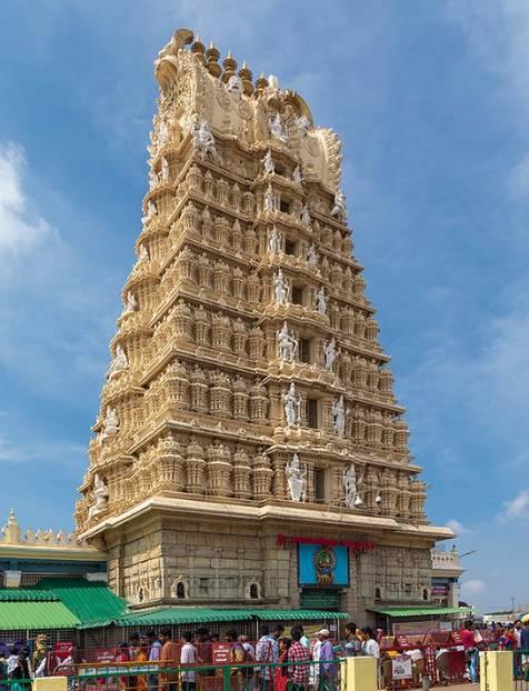 Chamundeshwari Temple Mysore, Timings, History, Importance