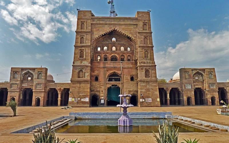 Atala Mosque Jaunpur, History & Timings | Atala Devi Temple