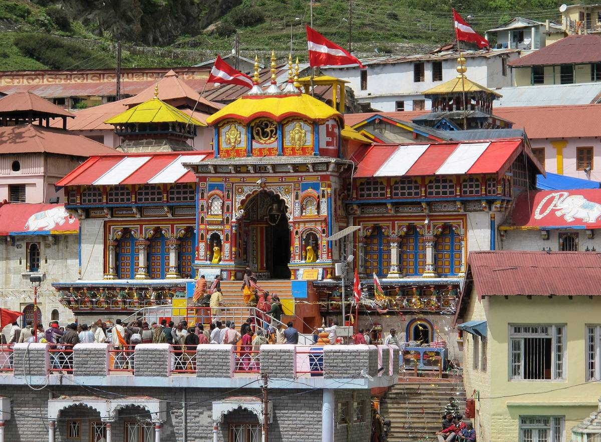 Badrinath Temple Uttarakhand, history, darshan, timings, facts