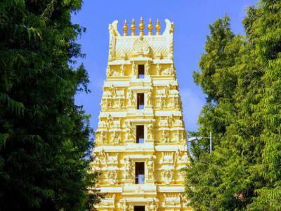 Mallikarjuna Jyotirlinga Srisailam