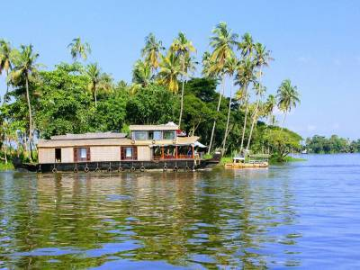 Alappuzha Backwaters Kerala