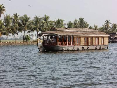 Alappuzha Backwater