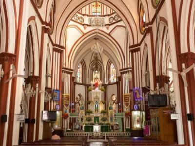 Basilica of the Sacred Heart of Jesus Puducherry
