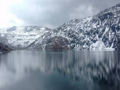 Changu Lake in Sikkim
