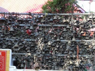Jhula Devi Temple in Almora