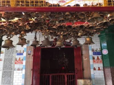 Jhula Devi Temple in Uttarakhand