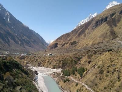 Mana Village Uttarakhand
