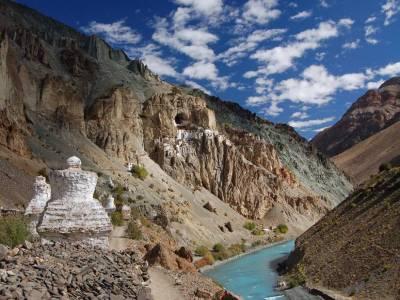 Phugtal Monastery Zanskar