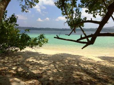 Jolly Buoy Island, Andaman and Nicobar Islands
